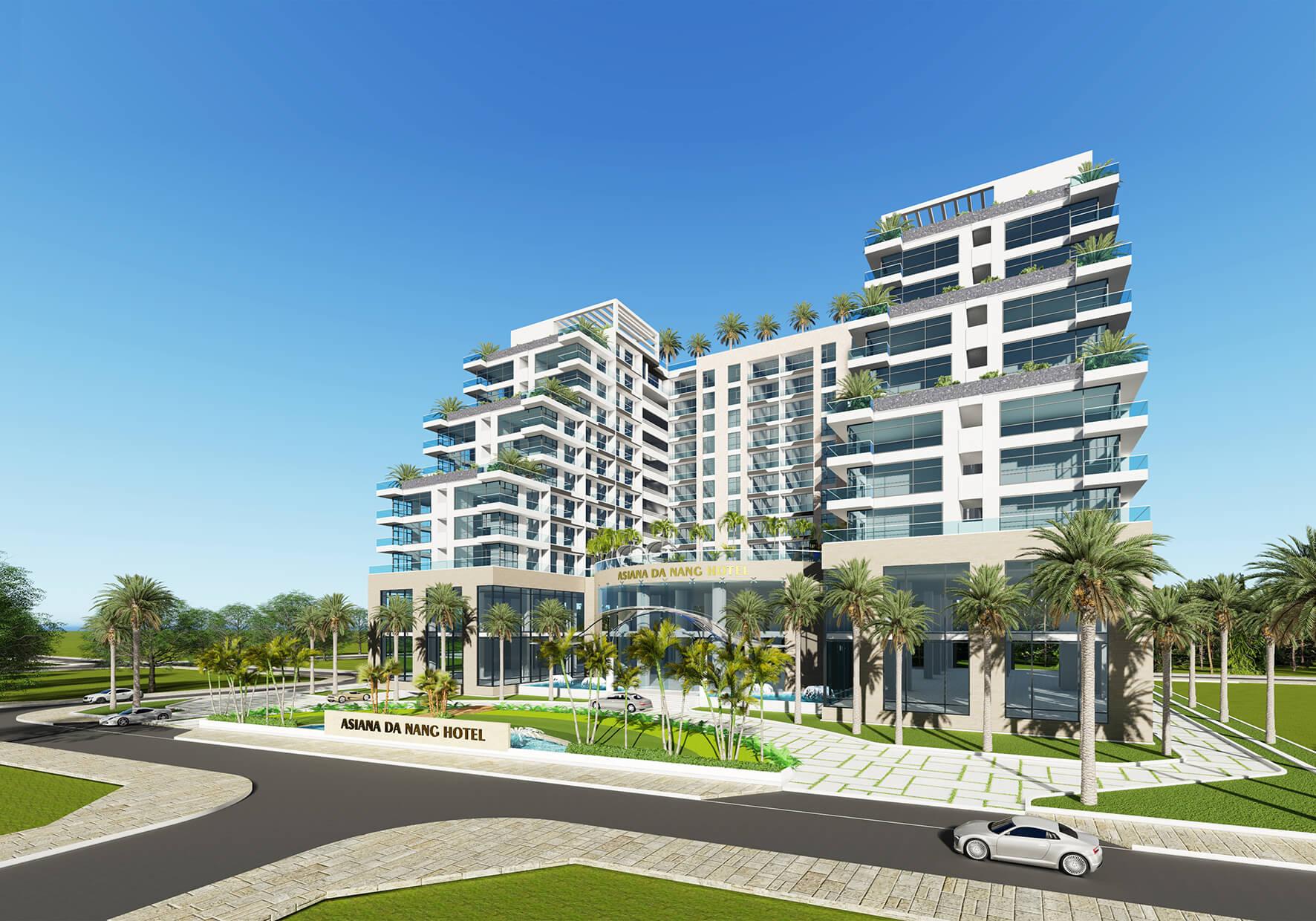 Asiana Complex Đà Nẵng