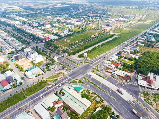 Bất động sản Bàu Bàng thu hút nhà đầu tư cả nước